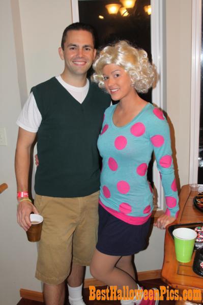 Alf img - Showing > Patty From Doug Costume Quailman Doug Funnie